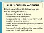 supply chain management32