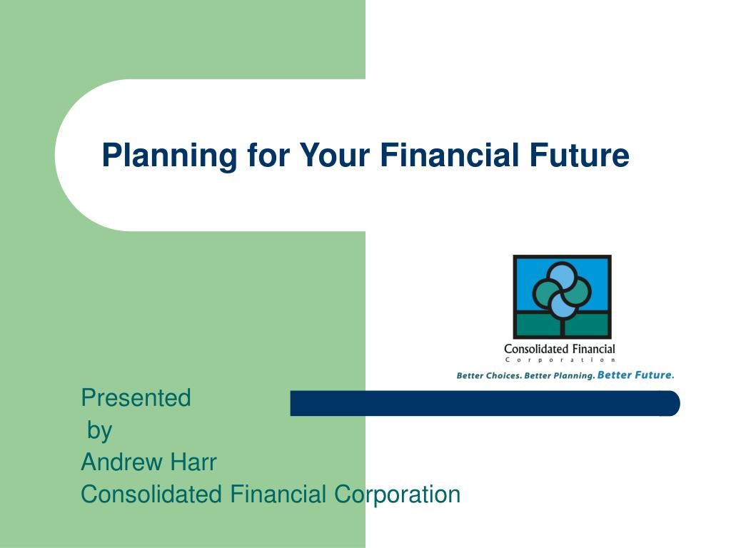 planning for your financial future