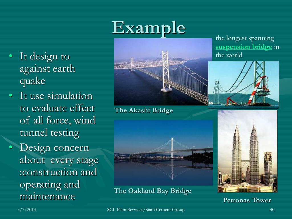 It design to against earth quake