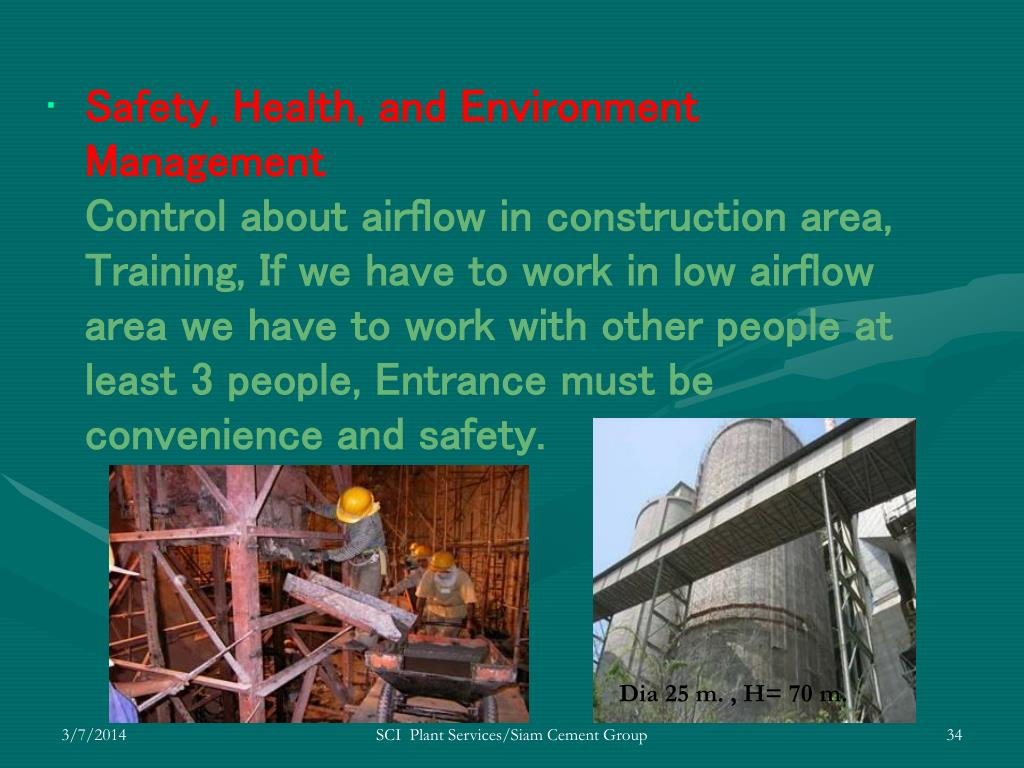 Safety, Health, and Environment Management