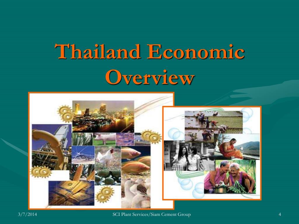 Thailand Economic Overview