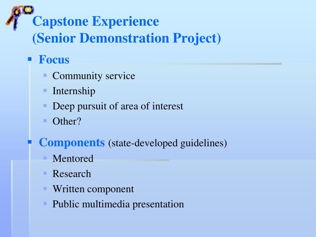 interview and senior capstone experience Glassdoor has 3 interview reports and interview questions from people who interviewed for jobs at capstone investment advisors interview reviews are posted anonymously by capstone investment advisors interview candidates and employees.