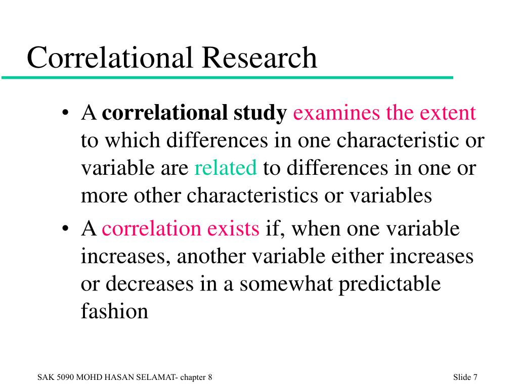 types of correlational studies Types of statistical studies correlation and causality appropriate statistical study example practice: types of statistical studies observational studies and.