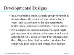 developmental designs19