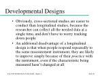 developmental designs20