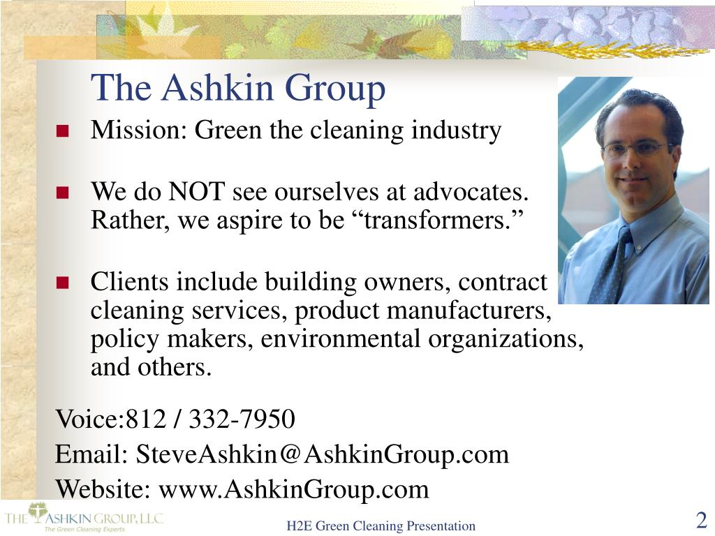 The Ashkin Group