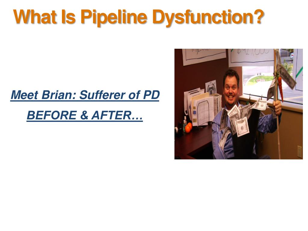 What Is Pipeline Dysfunction?