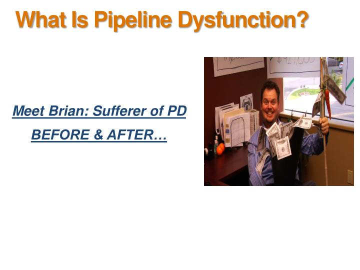 What is pipeline dysfunction
