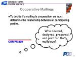 cooperative mailings11