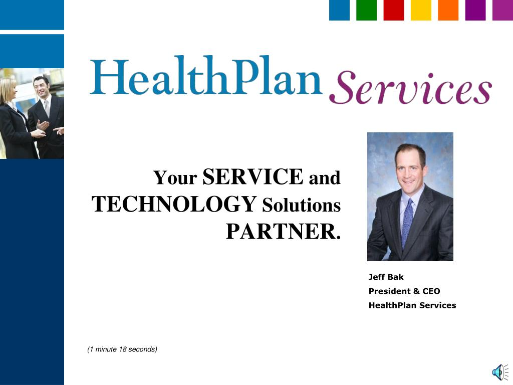 your service and technology solutions partner