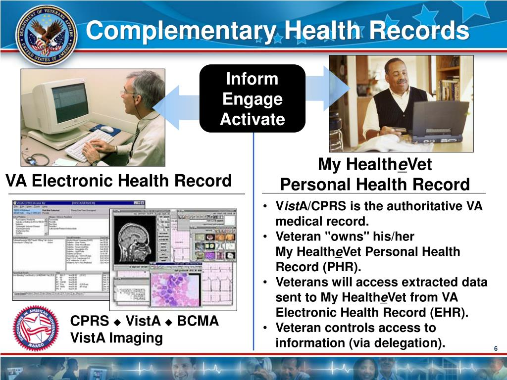 Complementary Health Records