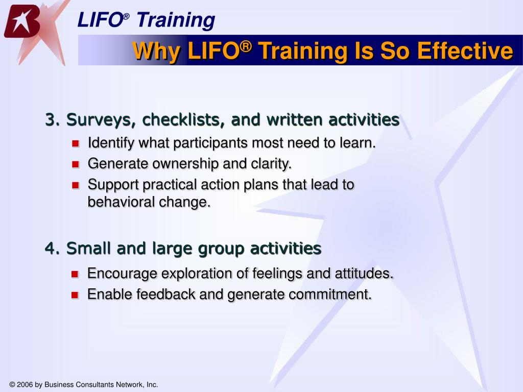 Identify what participants most need to learn.