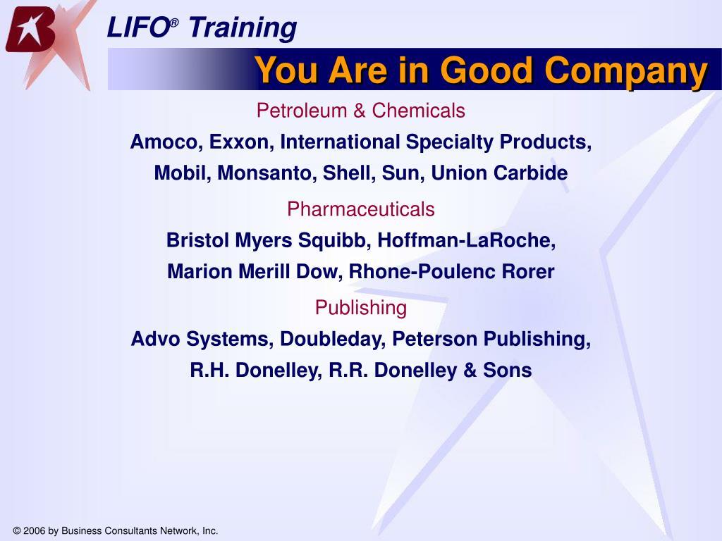 Petroleum & Chemicals