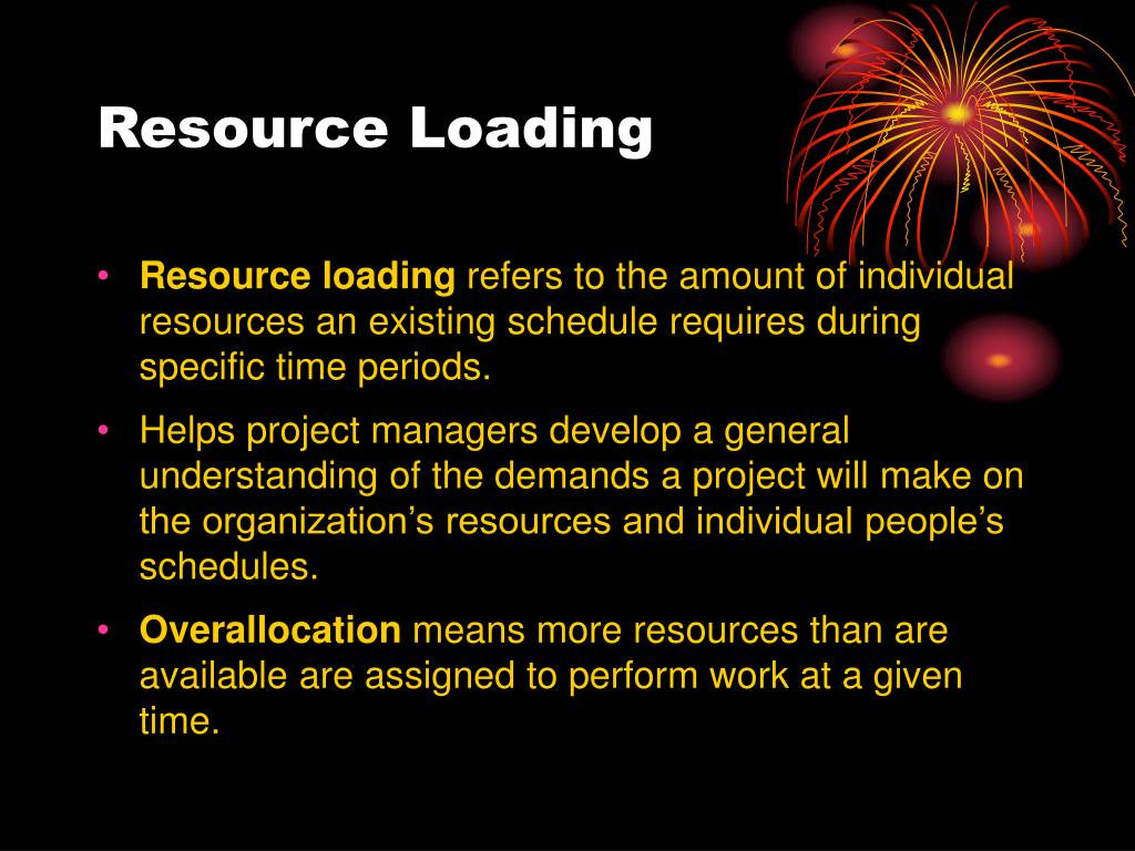 Resource Loading