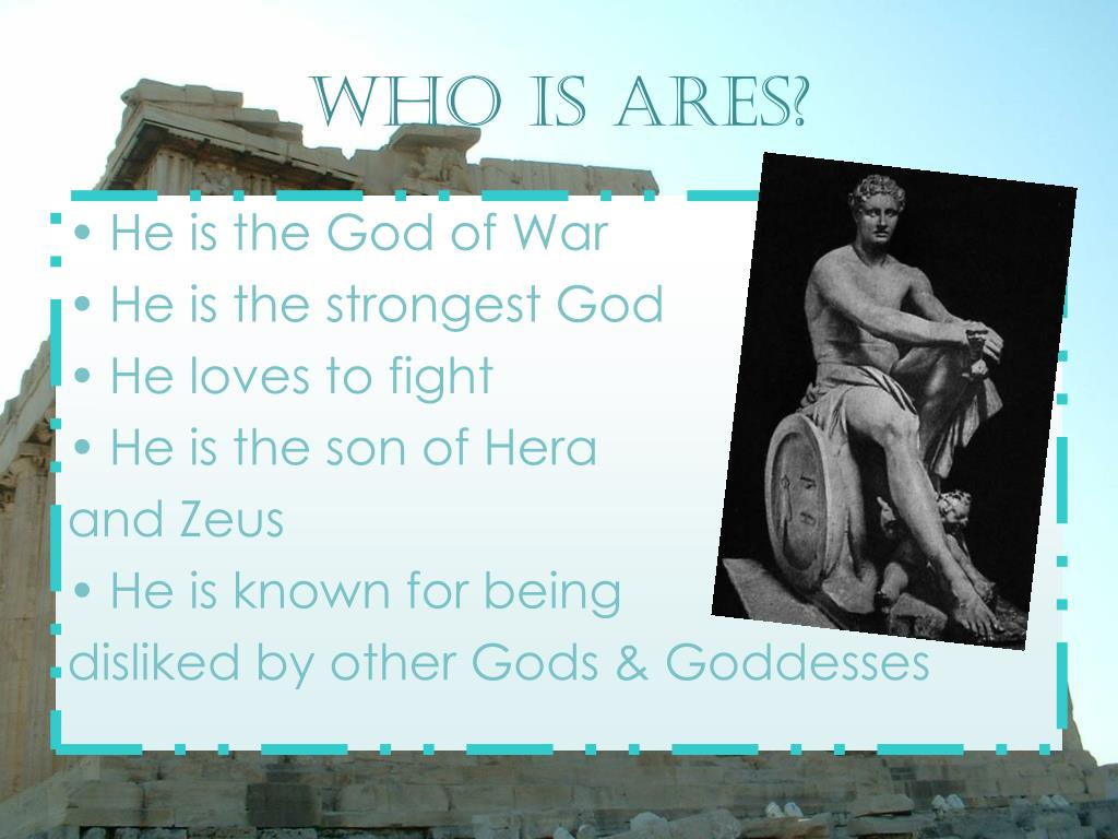 Who is ares?