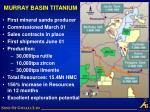 murray basin titanium