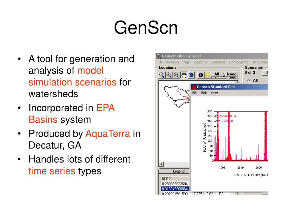 GenScn