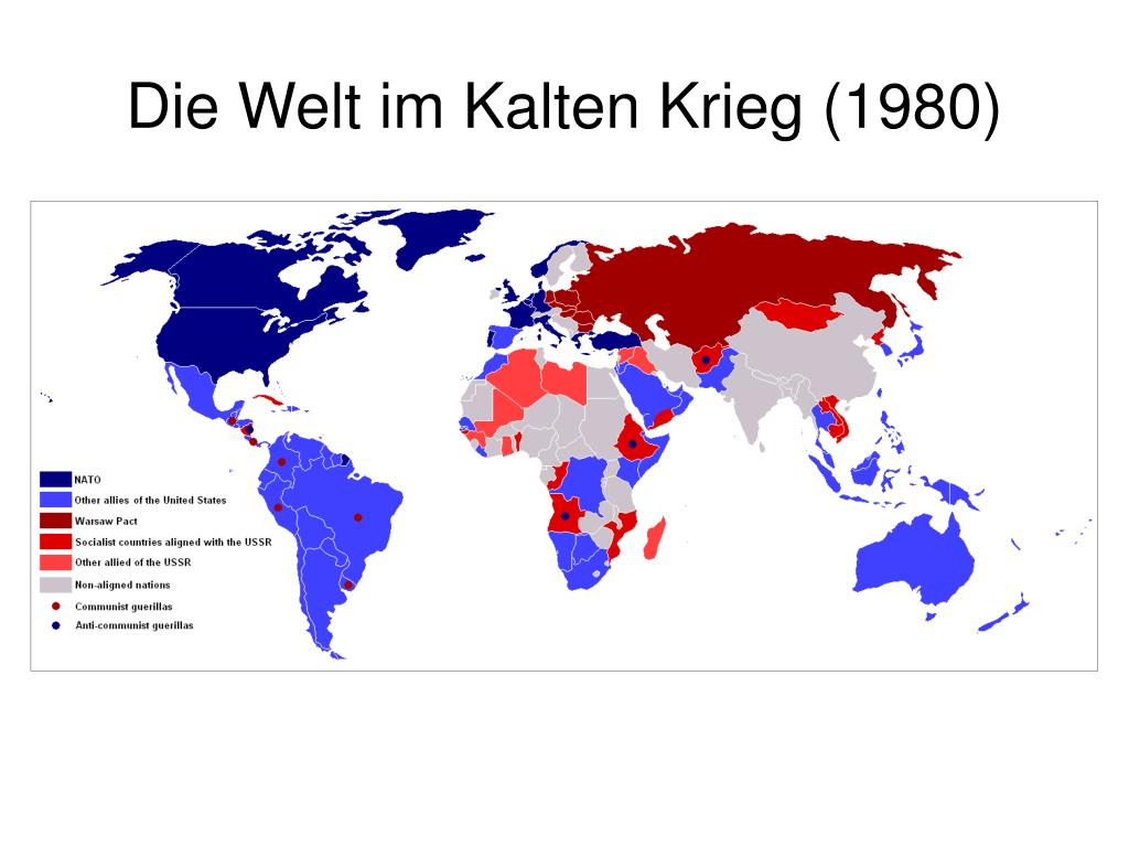 Die Welt im Kalten Krieg (1980)