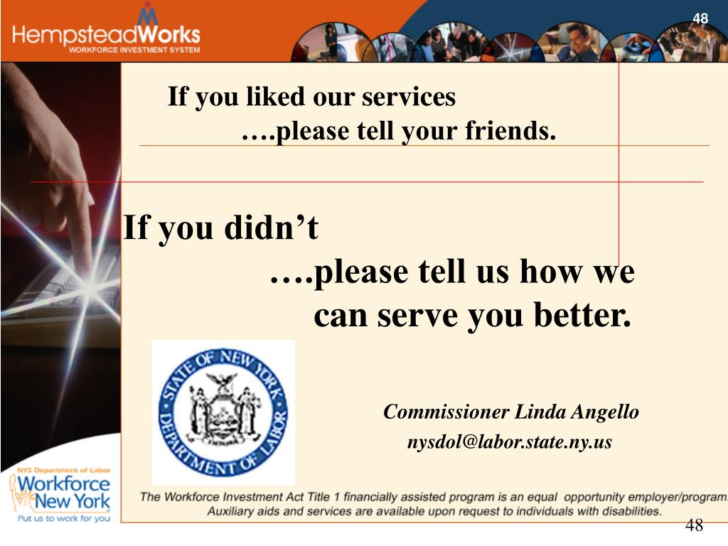 Commissioner Linda Angello