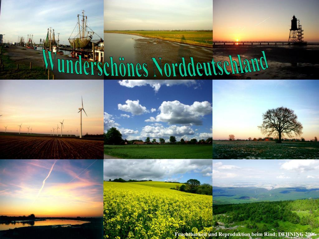 Wunderschönes Norddeutschland