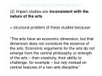 culture in the age of economic rationality13