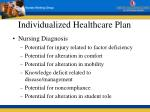 individualized healthcare plan8