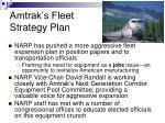 amtrak s fleet strategy plan28