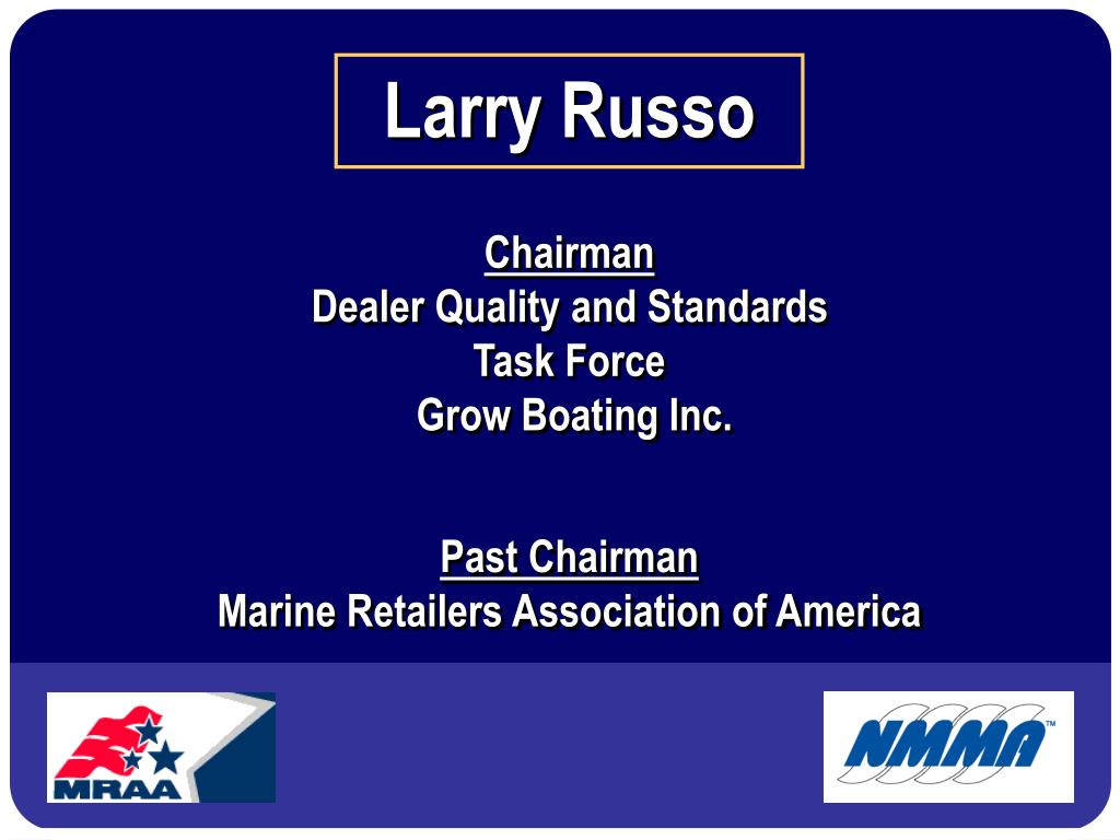 Larry Russo