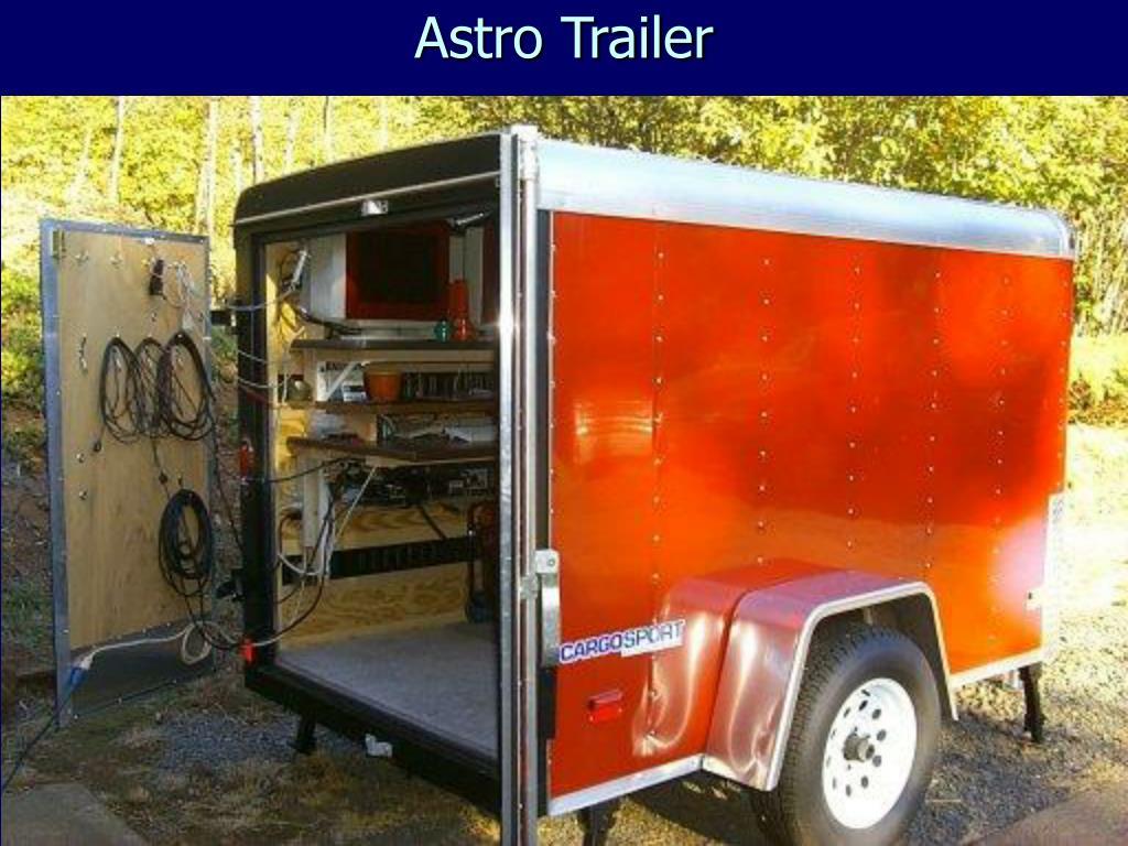 Astro Trailer