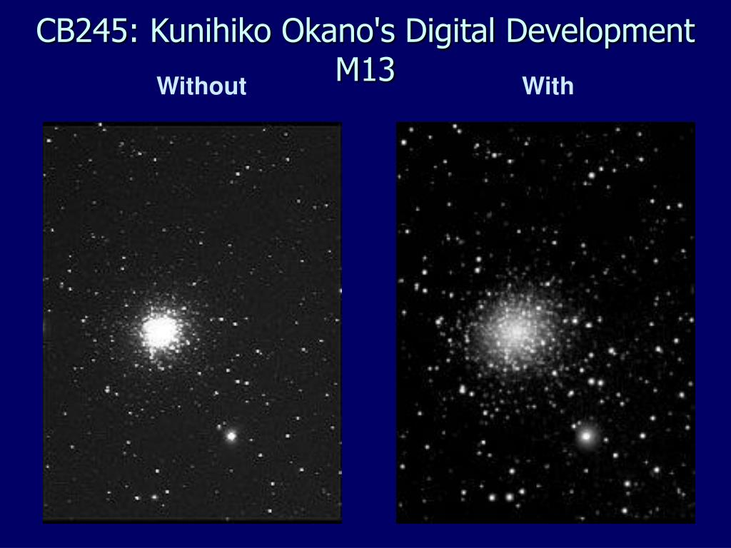 CB245: Kunihiko Okano's Digital Development M13