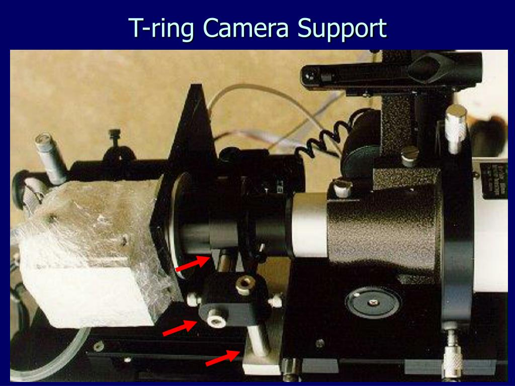 T-ring Camera Support