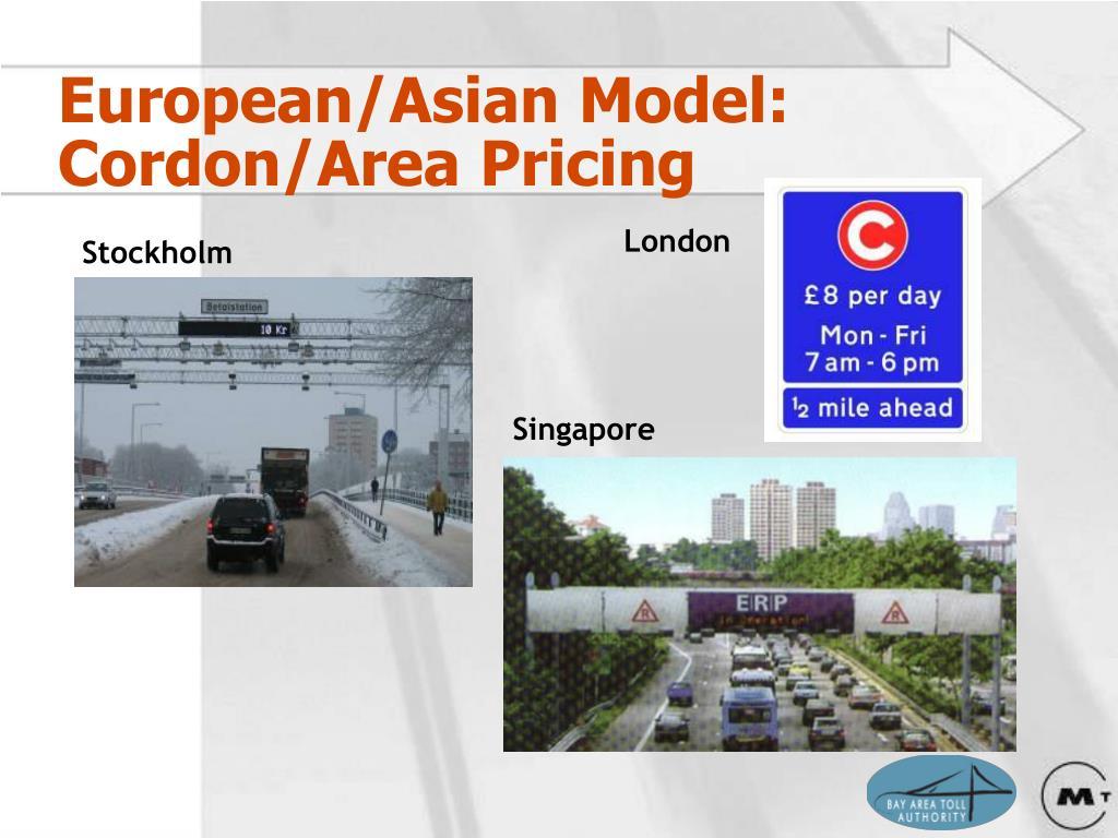 European/Asian Model: