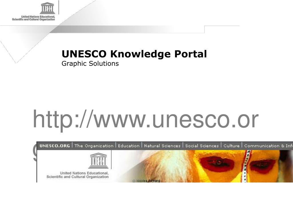 UNESCO Knowledge Portal