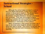 instructional strategies school