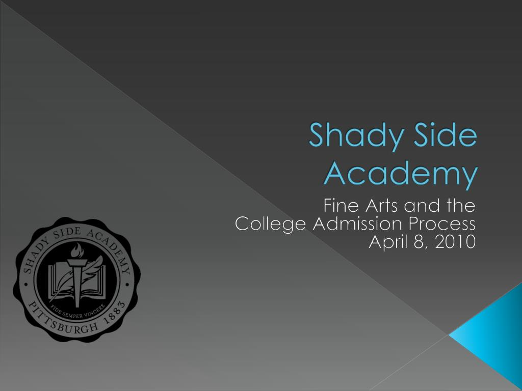 Shady Side Academy