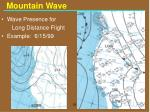 mountain wave55