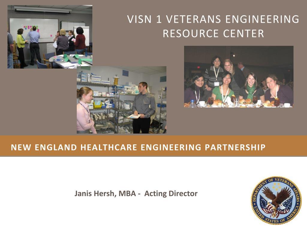 visn 1 veterans engineering resource center