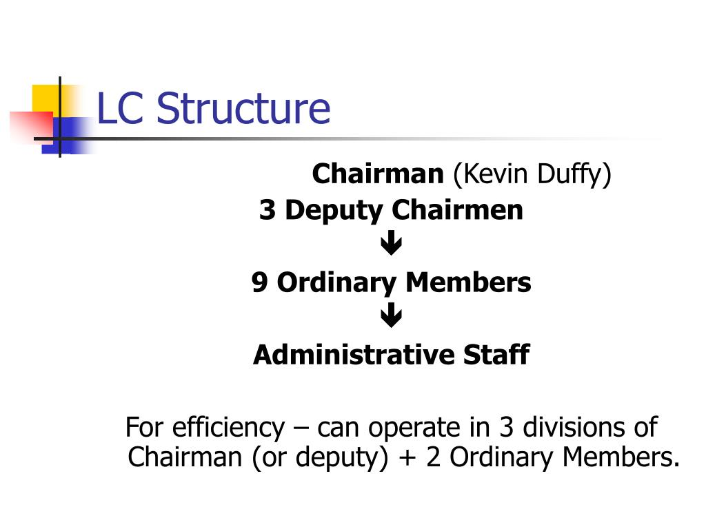 LC Structure