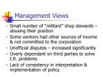 management views
