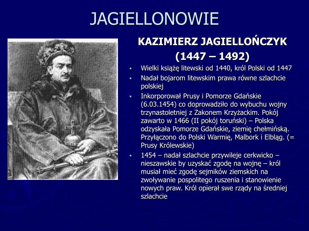 JAGIELLONOWIE