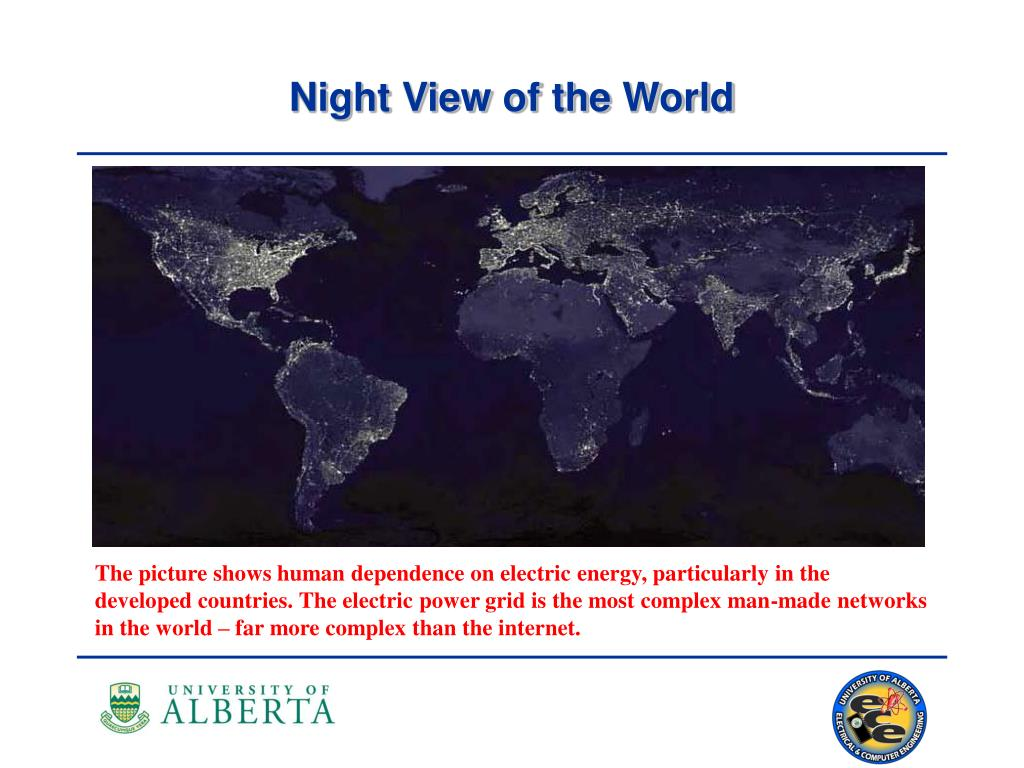 Night View of the World