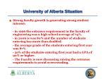 university of alberta situation24