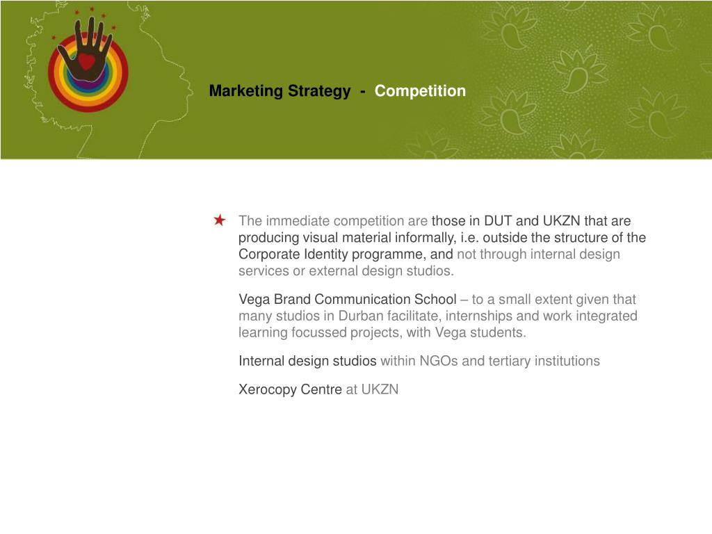 Marketing Strategy  -