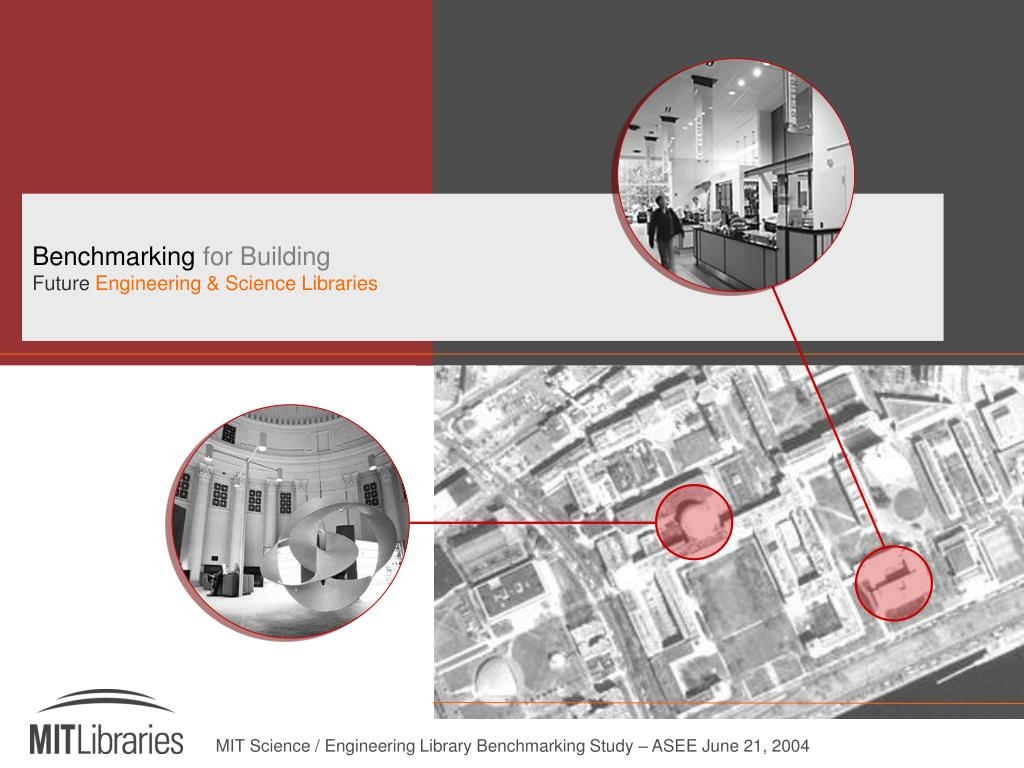 benchmarking for building future engineering science libraries