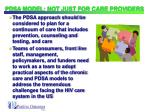 pdsa model not just for care providers27