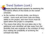 trend system cont47