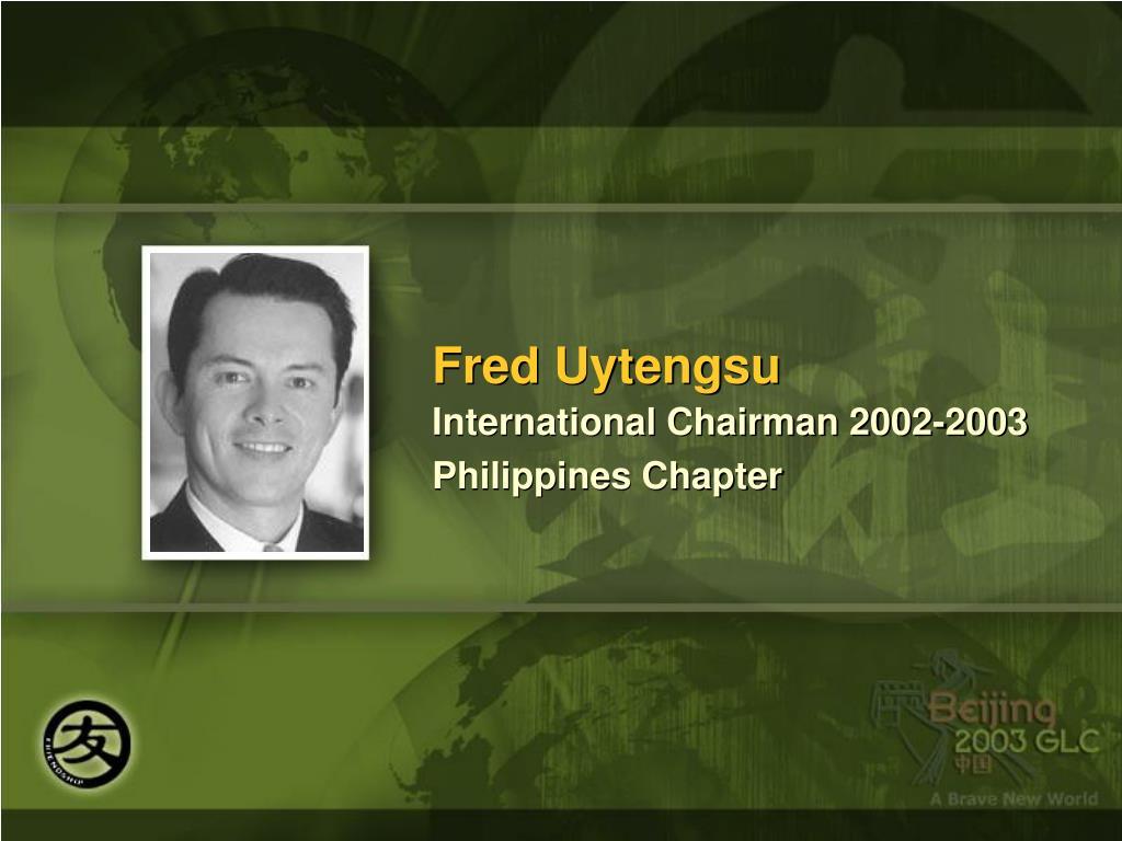 Fred Uytengsu