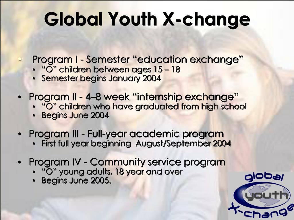 Global Youth X-change