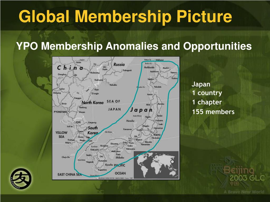 Global Membership Picture