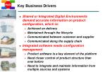 key business drivers4